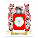 Sobieski Small Poster