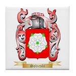 Sobieski Tile Coaster