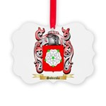 Sobieski Picture Ornament