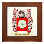 Sobieski Framed Tile