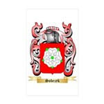 Sobezyk Sticker (Rectangle 50 pk)