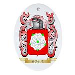 Sobezyk Oval Ornament