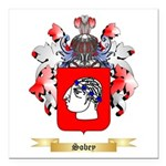 Sobey Square Car Magnet 3