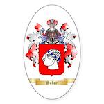 Sobey Sticker (Oval)