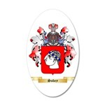 Sobey 20x12 Oval Wall Decal