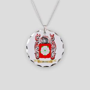 Sobek Necklace Circle Charm