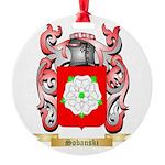 Sobanski Round Ornament