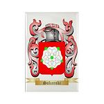Sobanski Rectangle Magnet (10 pack)