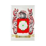 Sobanski Rectangle Magnet (100 pack)