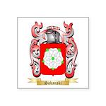 Sobanski Square Sticker 3