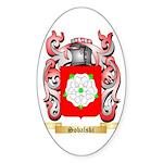 Sobalski Sticker (Oval 10 pk)