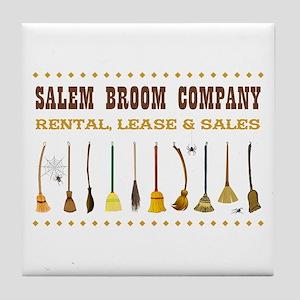 SALEM BROOM CO. Tile Coaster