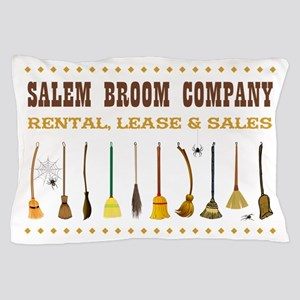 SALEM BROOM CO. Pillow Case