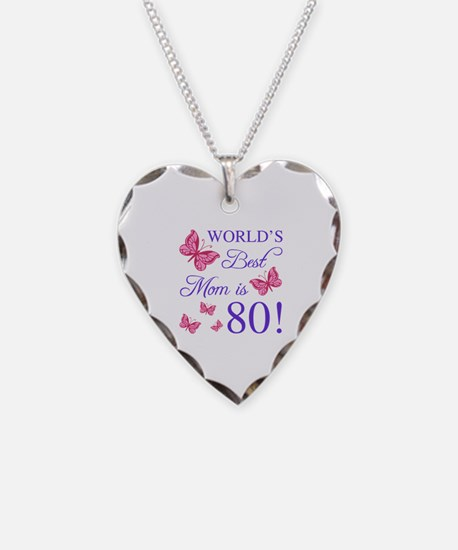 Cute Mother worlds best Necklace