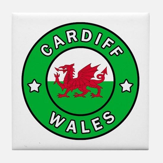 Unique Wales Tile Coaster