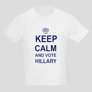 Keep Calm (Vote Hillary) T-Shirt