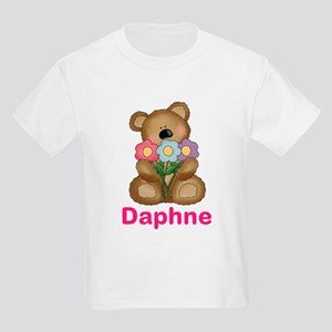 Daphne's Bouquet Bear Kids Light T-Shirt