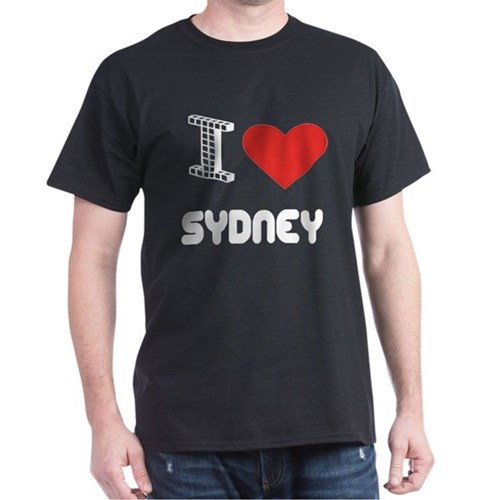 I Love Sydney City T-Shirt