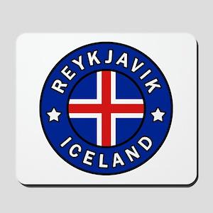 Reykjavik Iceland Mousepad