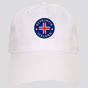 Reykjavik Iceland Cap