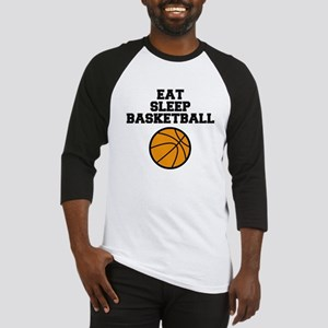Eat Sleep Basketball Baseball Jersey