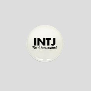 INTJ | The Mastermind Mini Button