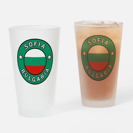 Cute Central europe Drinking Glass
