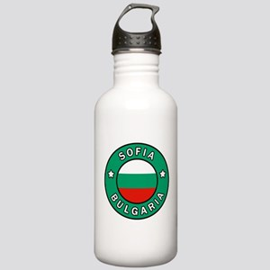 Sofia Bulgaria Stainless Water Bottle 1.0L