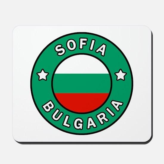 Sofia Bulgaria Mousepad