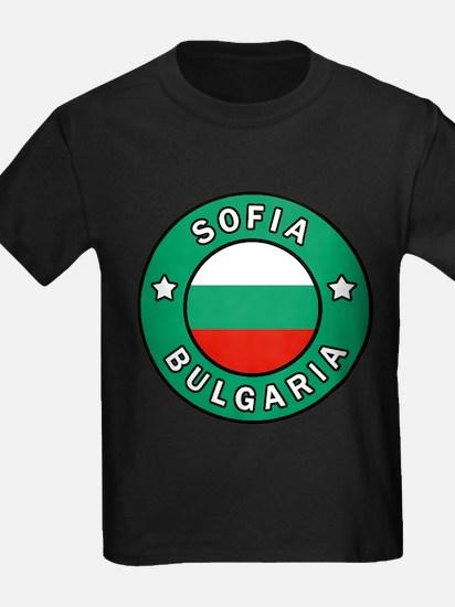 Sofia Bulgaria T-Shirt