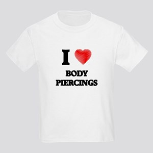 I love Body Piercings T-Shirt