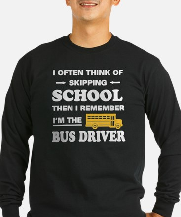Funny Bus driver T