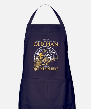 Unique Bikers Apron (dark)