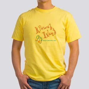 Kiawah Island - Yellow T-Shirt
