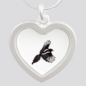 Flying Magpie Necklaces