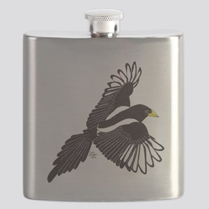 Flying Magpie Flask