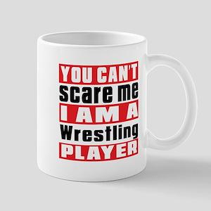 I Am Wrestling Player Mug