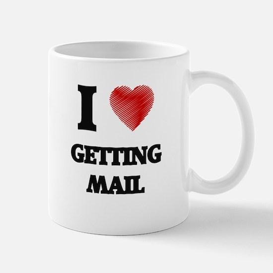 I love Getting Mail Mugs