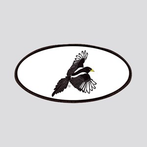 Flying Magpie Patch