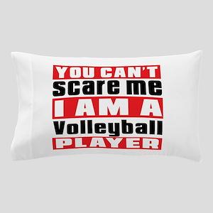 I Am Volleyball Player Pillow Case