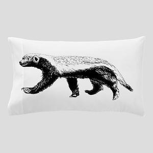 Honey Badger Trott Pillow Case
