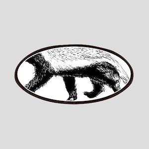 Honey Badger Trott Patch