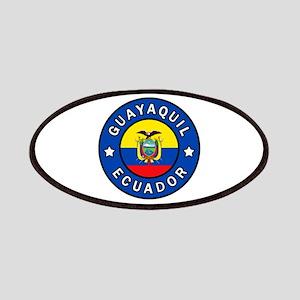 Guayaquil Ecuador Patch