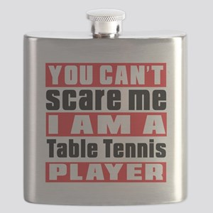 I Am Table Tennis Player Flask