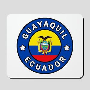 Guayaquil Ecuador Mousepad