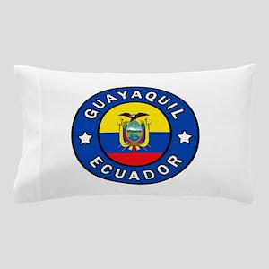Guayaquil Ecuador Pillow Case