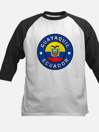 Guayaquil Ecuador Baseball Jersey