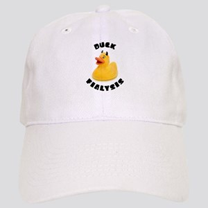 Duck Fialysis Baseball Cap