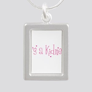 Its a Kidney! (pink) Necklaces