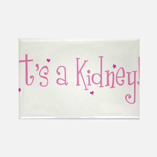Its a Kidney! (pink) Magnets